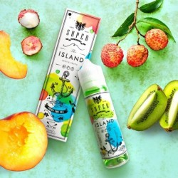 Aroma concentrato Super Flavor - The Island - 20ml