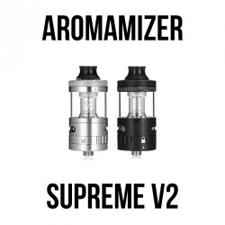 ATOMIZZATORE AROMAMIZER SUPREME V2 - STEAM CRAVE