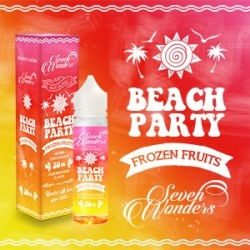 Beach Party – Aroma Concentrato Da 20ml – Seven Wonder