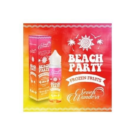 Beach Party – Aroma Concentrato Da 20ml – Seven Wonder