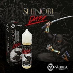 SHINOBI DARK CONCENTRATO 20ML - VALKIRIA