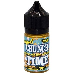 Aroma Crunch Time 30ml - California Vaping Co