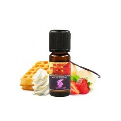 AROMA CONCENTRATO TWISTED - VANILLA STRAWBERRY WAFFLE  - 10 ML