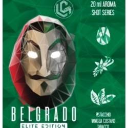 Papel Edition Belgrado Aroma 20 ml + 30ml Glicerolo Vegetale