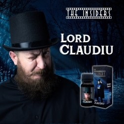 Aroma The Vaping Gentlemen Club - The Insider - LORD CLAUDIU GOURMET TOBACCO