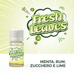 Super Flavor Aroma - Fresh Leaves 10ml