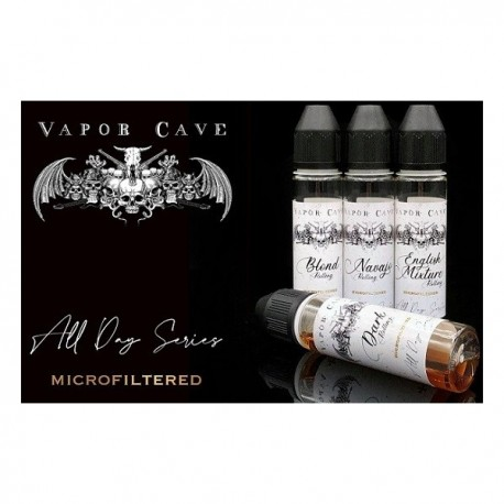 Aroma Shot Series -  Vapor Cave ENGLISH MIXTURE ROLLING