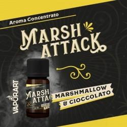 MARSH ATTACK - VAPORART AROMA CONCENTRATO 10 ML