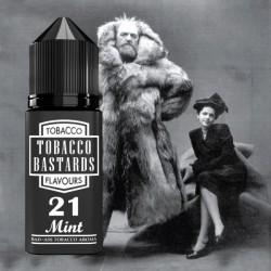 Tobacco Bastards Aroma 10ml - Mint N. 21