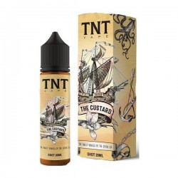 Aroma TNT Vape - THE CUSTARD - Shot 20ml + 30ml vg