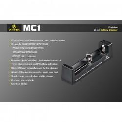 X tar - MC1 single slot