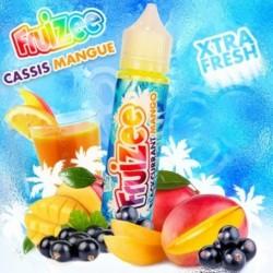 Eliquid France - Fruizee Fresh Scomposto 20ml - Ribes Nero Mango