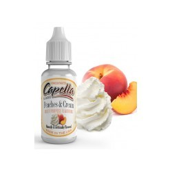 Peaches and Cream Flavor Concentrate – 13ML