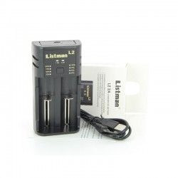 Carica batterie L2 2A FAST CHARGER LISTMAN