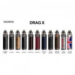 DRAG X STARTER KIT - VOOPOO
