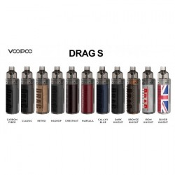 DRAG S STARTER KIT - VOOPOO