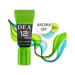 AROMA CONCENTRATO DEA DIY 12 - LADY IN BLACK  - 10 ML