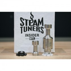 INSIDER MTL PER BILLET BOX DI STEAM TUNERS