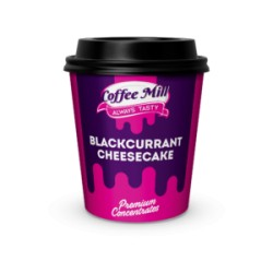 COFFEE MILL AROMA BLACKCURRANT CHEESECAKE 10ML
