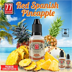 Concentrato Red Spanish Pineapple 10mL [Premium 77 Flavor]
