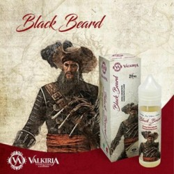 BLACK BEARD CONCENTRATO20ML - VALKIRIA