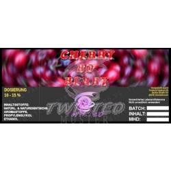 AROMA CONCENTRATO TWISTED - CHERRY BO BERRY - 10 ML