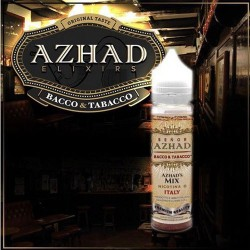 AZHAD - BACCO & TOBACCO - SEÑOR 20ML (Don papa)