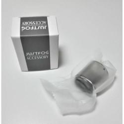 JUSTFOG FOG 1 VETRO IN PLASTICA DI RICAMBIO CON GUARNIZIONI