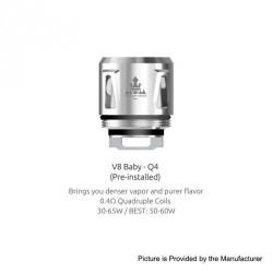 COIL PER TFV8 BABY Q4 - SMOK