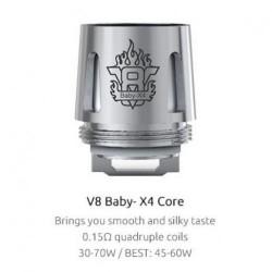 COIL PER TFV8 BABY X4 CORE - SMOK