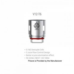 Coil Smok - V12-T6 per TFV12